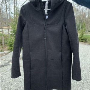 Lululemon insulated rain jacket